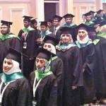 muslim graduates