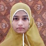 Amreen of Zohra Destitute Home