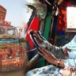 paks first woman truck driver