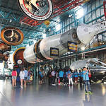 On the trail--3, Inside Kennedy Space Center