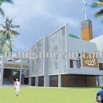 green mosque 1
