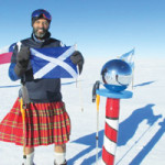 scot reaches south pole