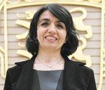 first woman muslim german parliament
