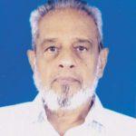Prof. M.J. Sadiq President Azam Baitul Maal