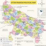 uttar-pradesh-political-map