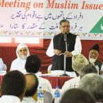 Consultative Meeting on Muslim Issues – Need for Think-Tank Stressed