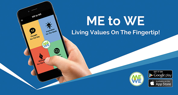 Innovative Mobile App for Value Education in Schools