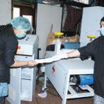 NGO Sets up Napkin Unit