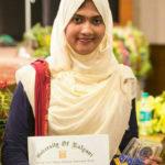 Farhana Firdous – Triple Medal Winner