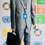 Affan Yesvi – Srinagar Youth Participates in United Nations Conference