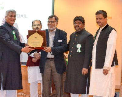 Islamic Voice Editor Receives Award