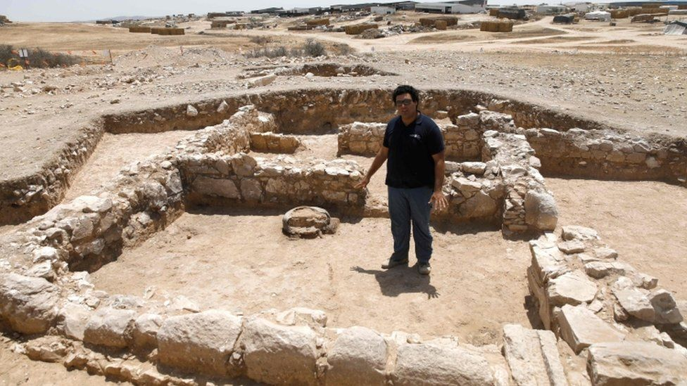 1,200-Year-Old Mosque  Discovered
