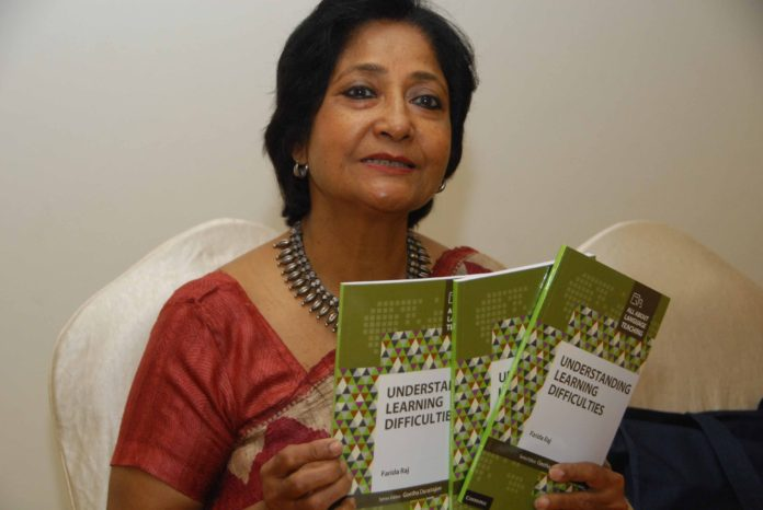 Farida Raj:  Inspiring Urdu Writer