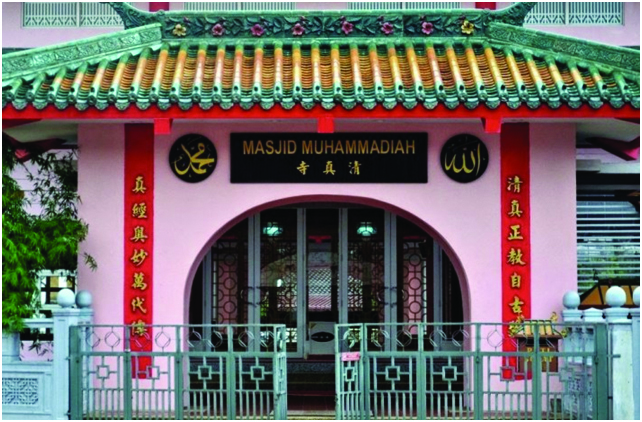 Beautiful Chinese-Style Mosques