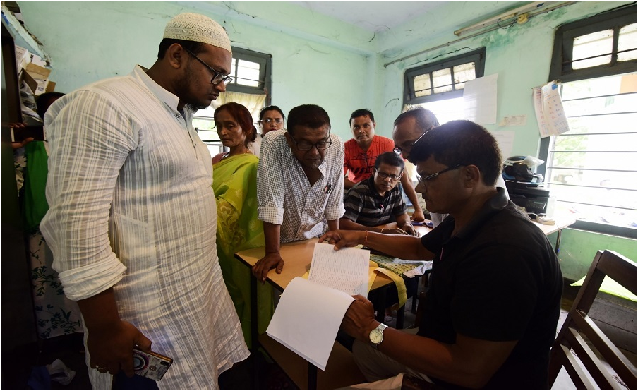 Documentary Captures Real  Picture of Assam Post NRC