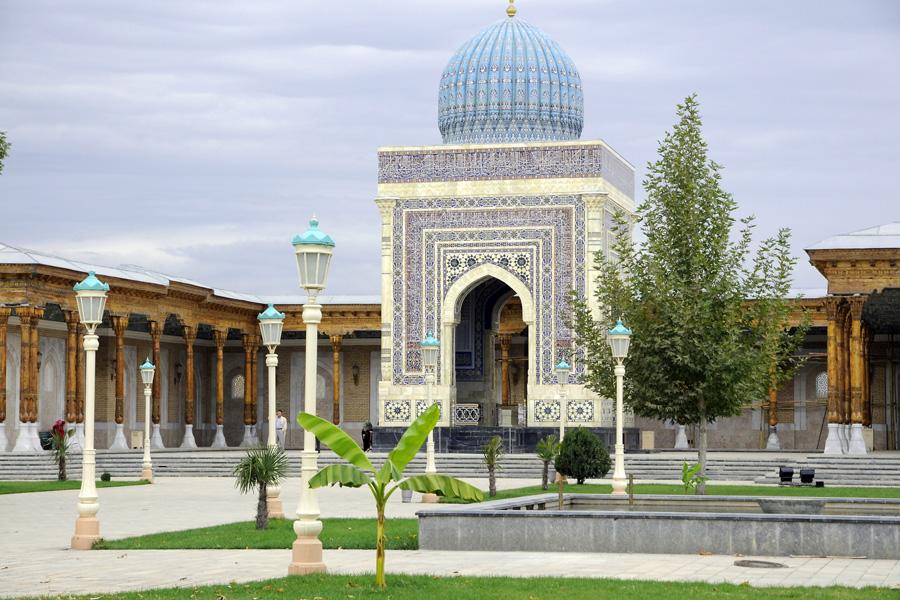 Beautiful Samarkand