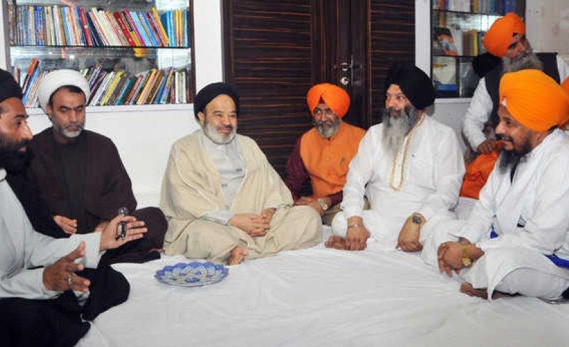 Two Iranian Universities  May Set Up Chair in  Guru Nanak's Name