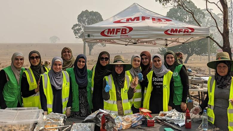 Australia Bushfires: Muslims Reach Out To Help