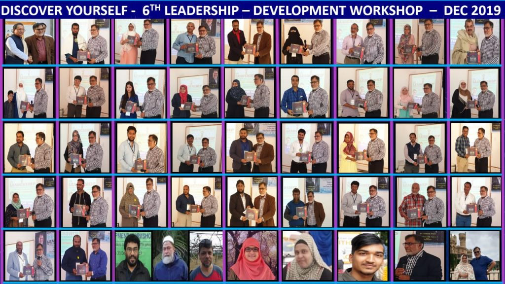 6th DYS Leadership Training  Workshop – Learning Lessons