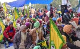 Sikh Farmers Come To Cheer  Shaheen Bagh Women, Cook Langar