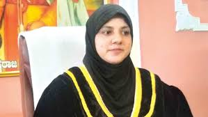 Mysuru Gets Its First Ever  Muslim Woman Mayor