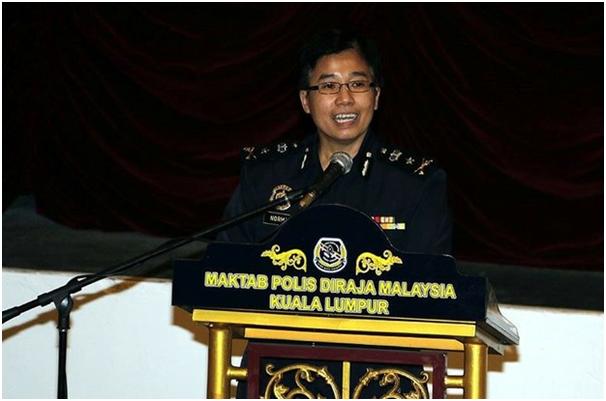 Malaysia: Woman in Leading Post