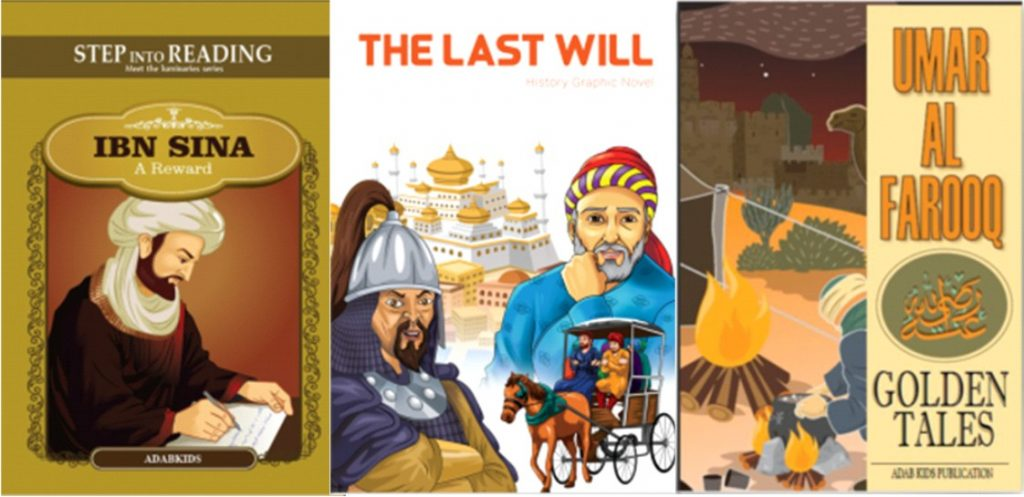 Adab Kids – Books For Young Learners