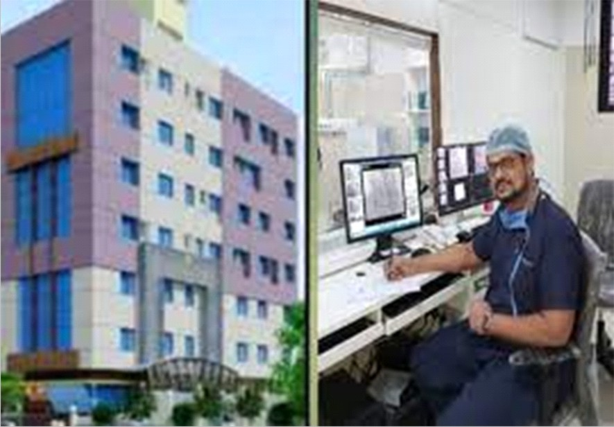 Cardiologist dedicates newly built Hospital  to Covid patients