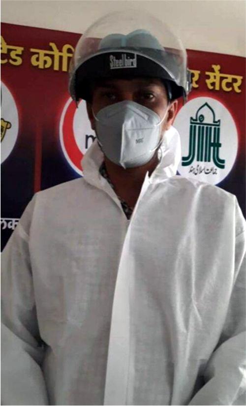 Jamaat-e Islami sets up  Hospital in Nagpur