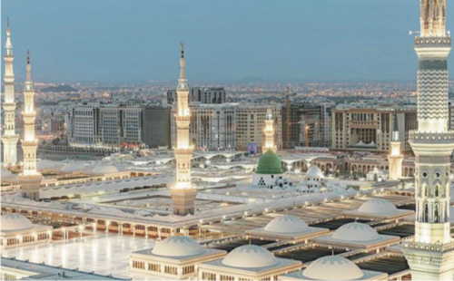WHO Includes Madinah Among World's Healthiest Cities