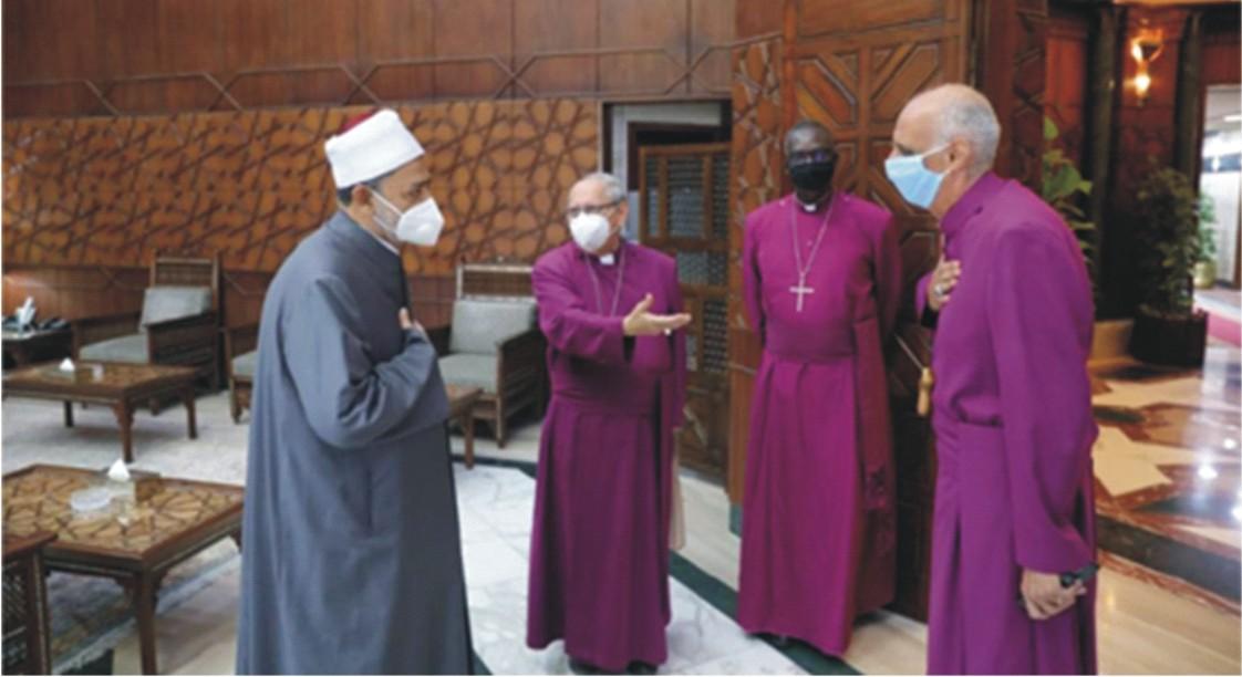 "Al-Azhar Grand Imam:  ""Religious Scholars exert efforts  to Initiate Coexistence."""