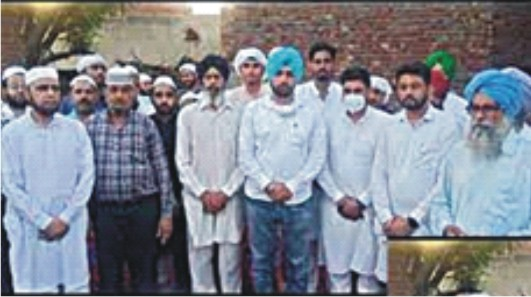 Sikh family donates Ancestral  land to build Mosque in Malerkotla