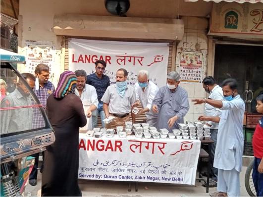 The Monday Langar