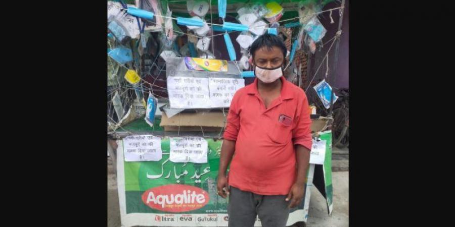 Akhbar Ali: Serving the Needy