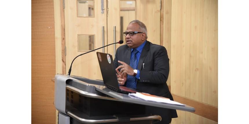 Prof M Afshar Alam  New Vice-Chancellor of Jamia Hamdard