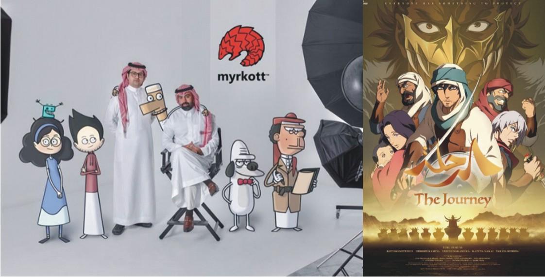 Saudi Arabia's flourishing film  industry thrives due to many factors