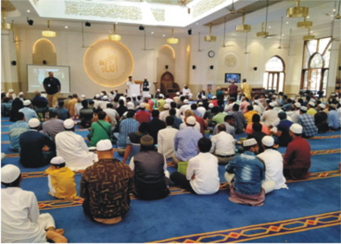 Strategizing Community's Future Will the Ulema Shoulder the Responsibility?