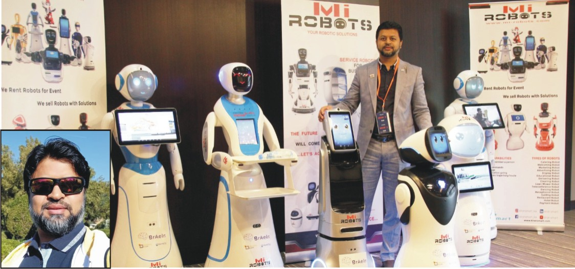 Mubin Mallick :The Robot-Man