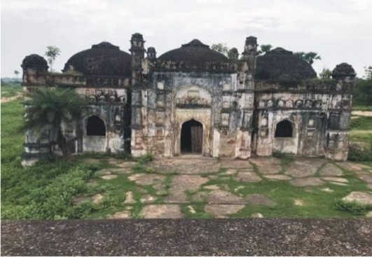 An Indo-American Searching for  Vanishing Islamic Heritage Sites