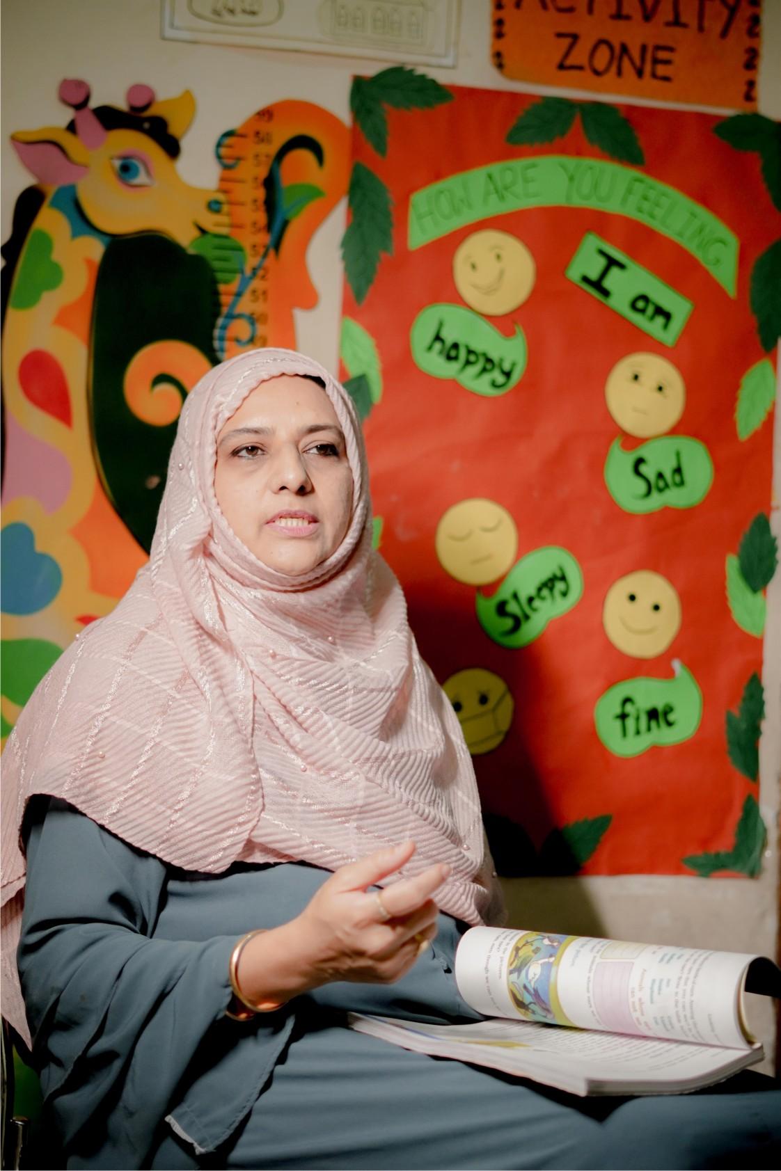 Shazia Khan: Redefining the Preschool Paradigm