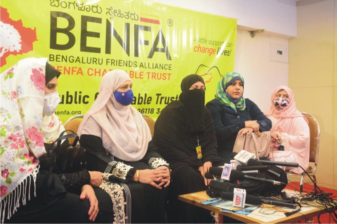 BENFA :Serving Society Selflessly