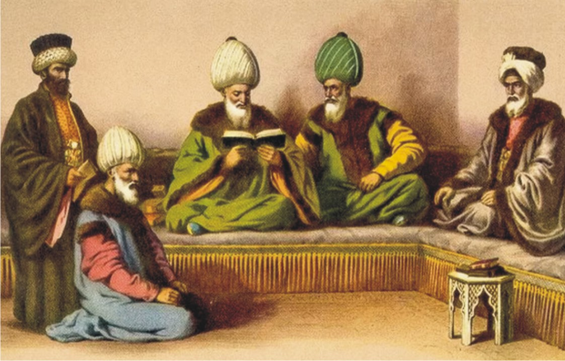 The Role of Ulema According to  The Holy Quran