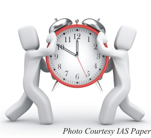 Importance of Time